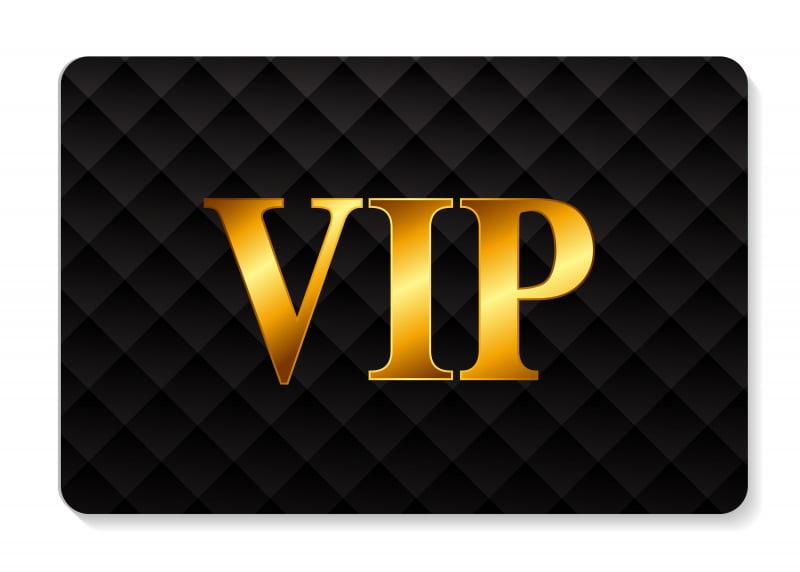 VIP σε καζίνο